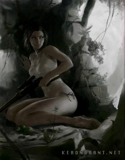 Sniper by Kerong