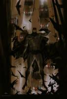 Batman by Kerong