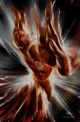 The Flash by Kerong
