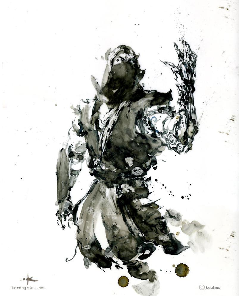 Ninja Gaiden Z Yaiba by Kerong on DeviantArt