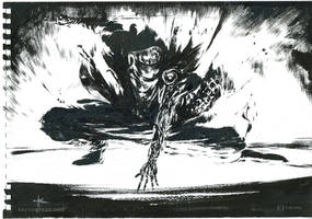 Ninja Gaiden Z Art by Kerong