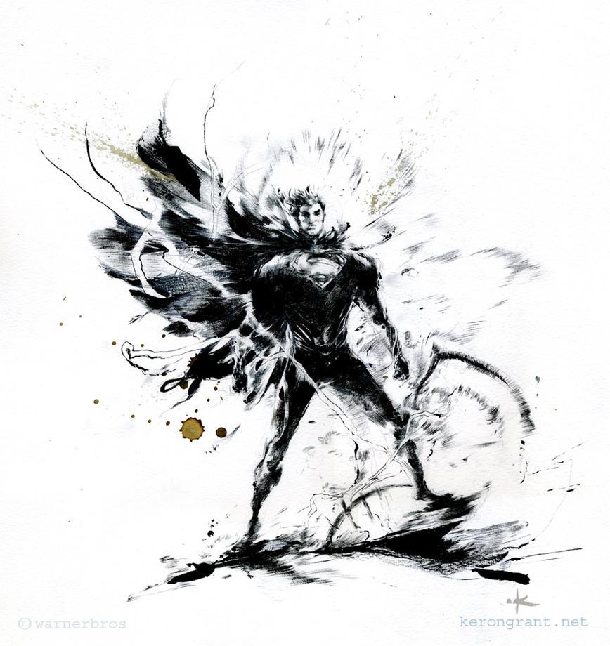 Man of Steel by Kerong