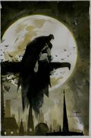 Batman commission by Kerong