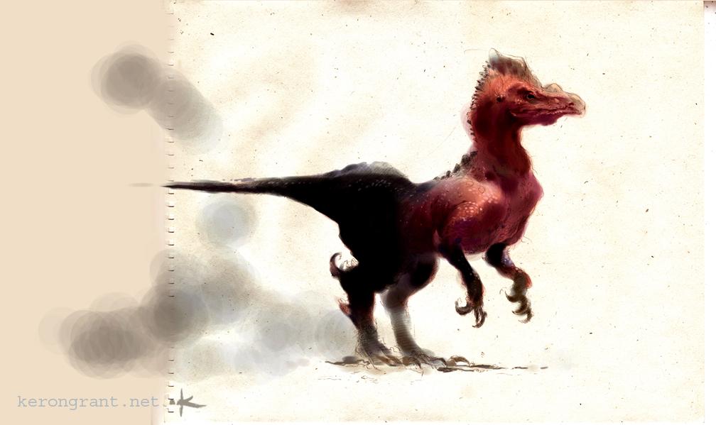 Raptor by Kerong
