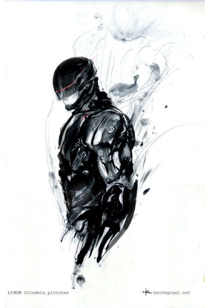 ROBOCOP by Kerong