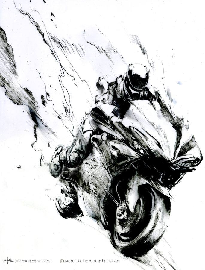 Robocop Bike by Kerong