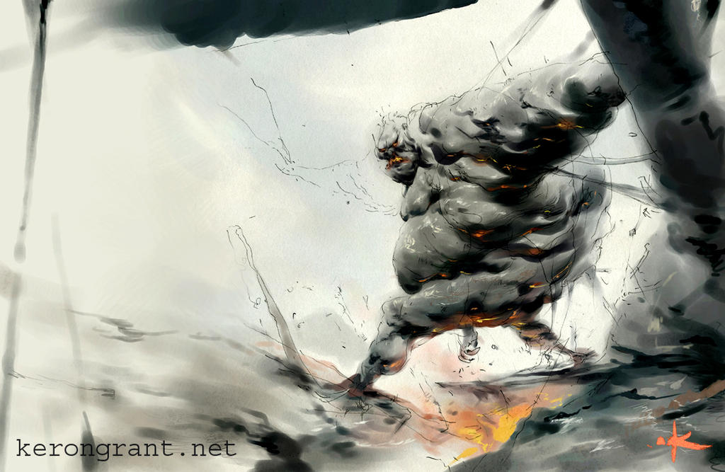 Ash C by Kerong