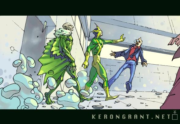 Crime by Kerong