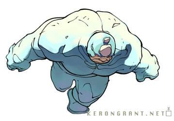 Rhino by Kerong