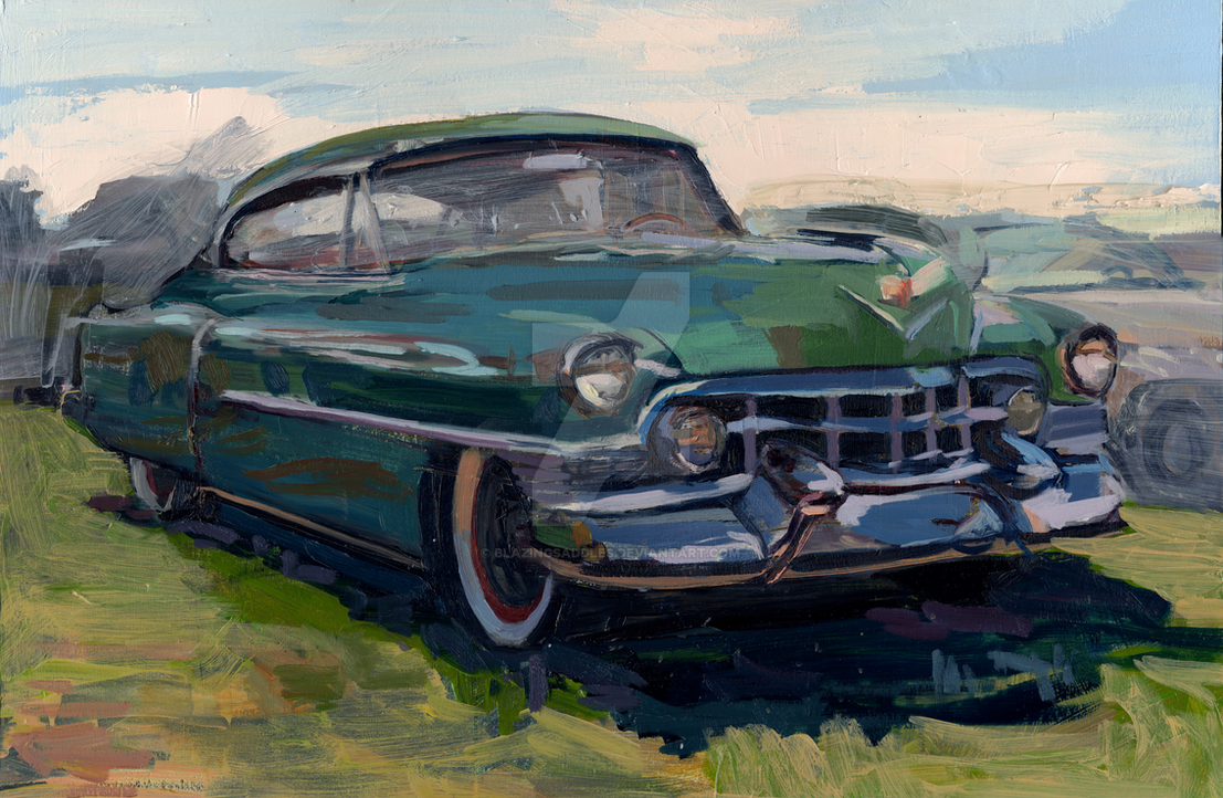 Chevy by BlazingSaddles