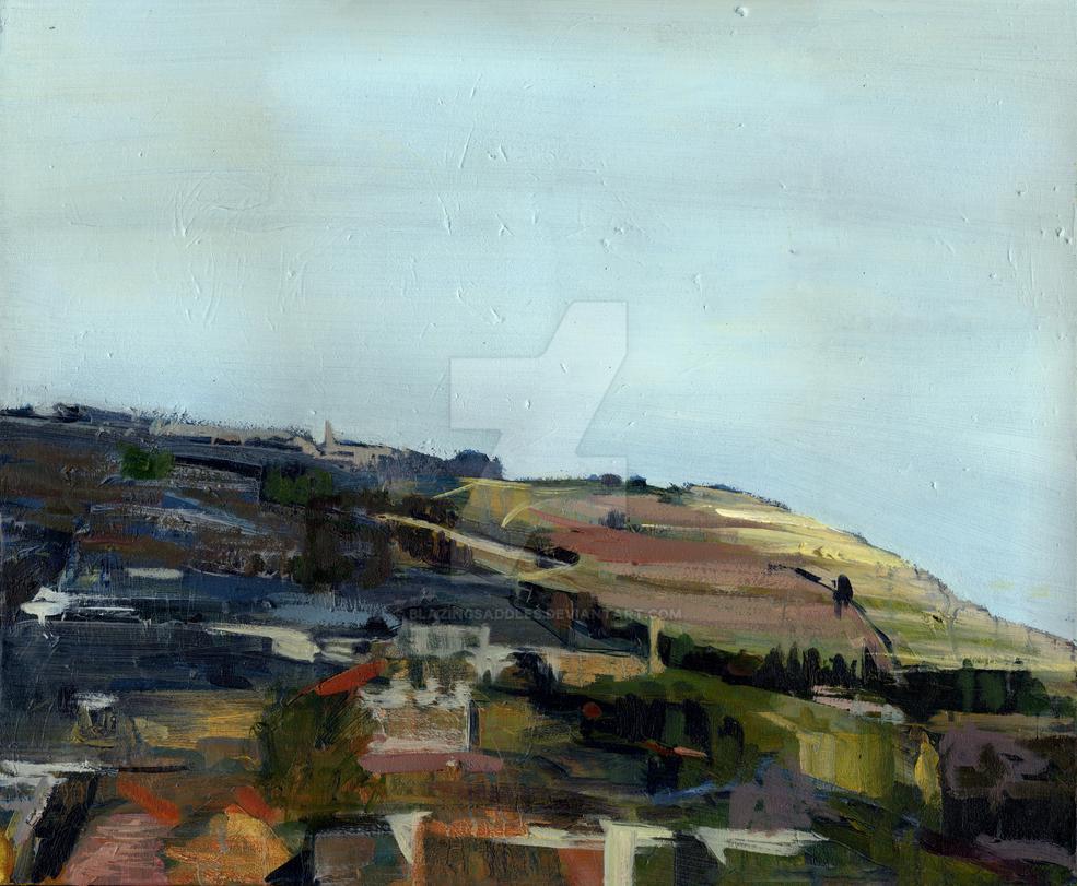 Hilltop by BlazingSaddles