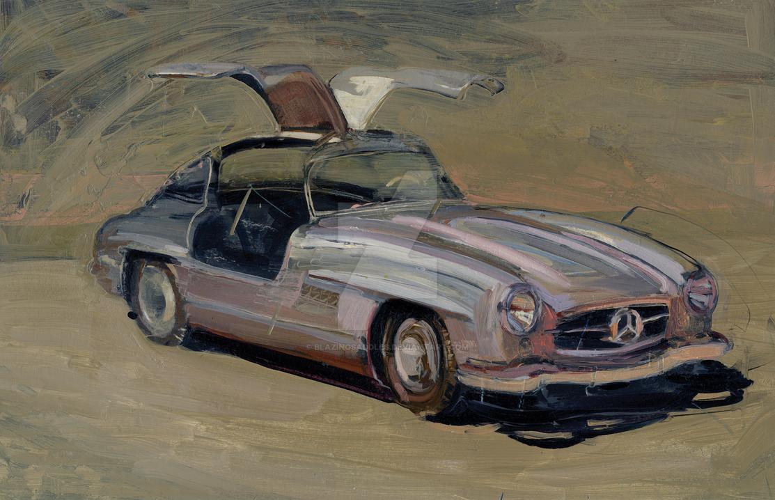 Mercedes by BlazingSaddles