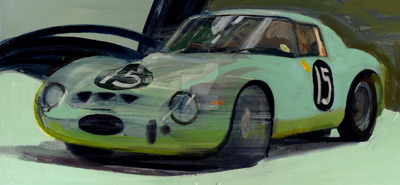 Ferrari by BlazingSaddles