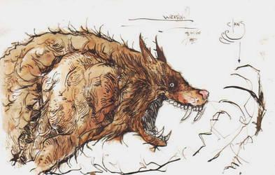 werewolf by mementomori01