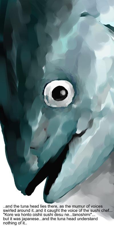 tuna head by mementomori01