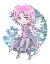 Lilith Chibi Commission by hayashi77