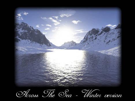 Across The Sea V2 Winter