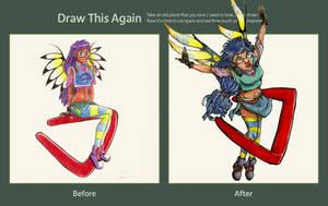 Draw Tara again
