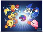 - Get the Smash Ball -