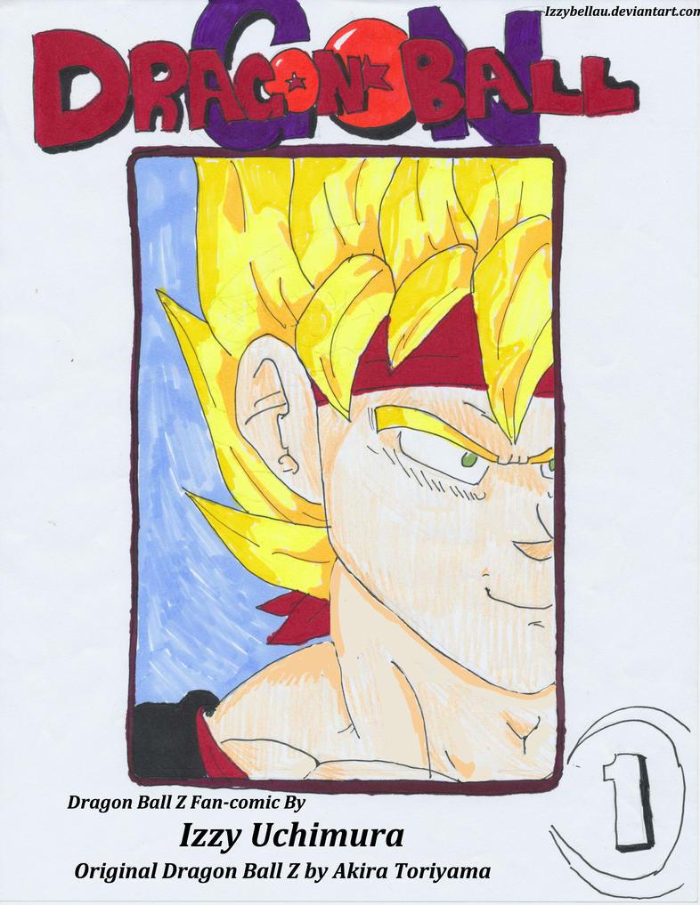 Dragon Ball: Generation Nova Book 1 Cover by Izzybellau