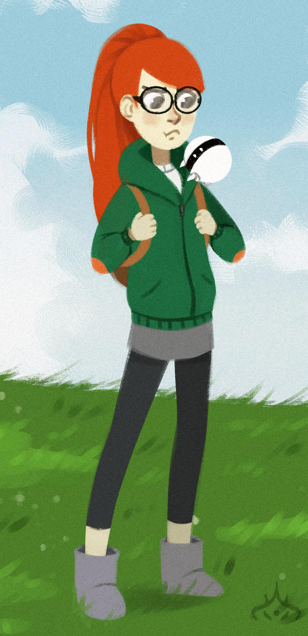 Infinity Train by Aniaku