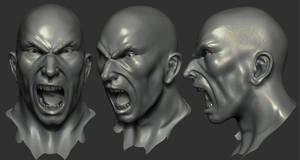 Another Concept Sculpt by HazardousArts