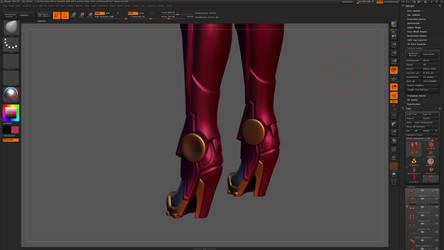 Remi Boots by HazardousArts