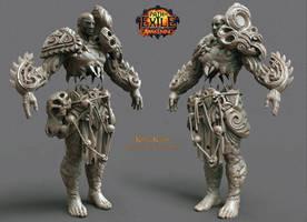 Path of Exile: The Awakening - King Kaom 2