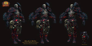 Kaom Textures 1 by HazardousArts