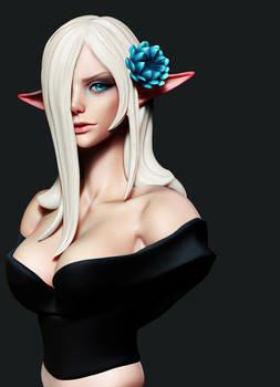 Elf Girl 1
