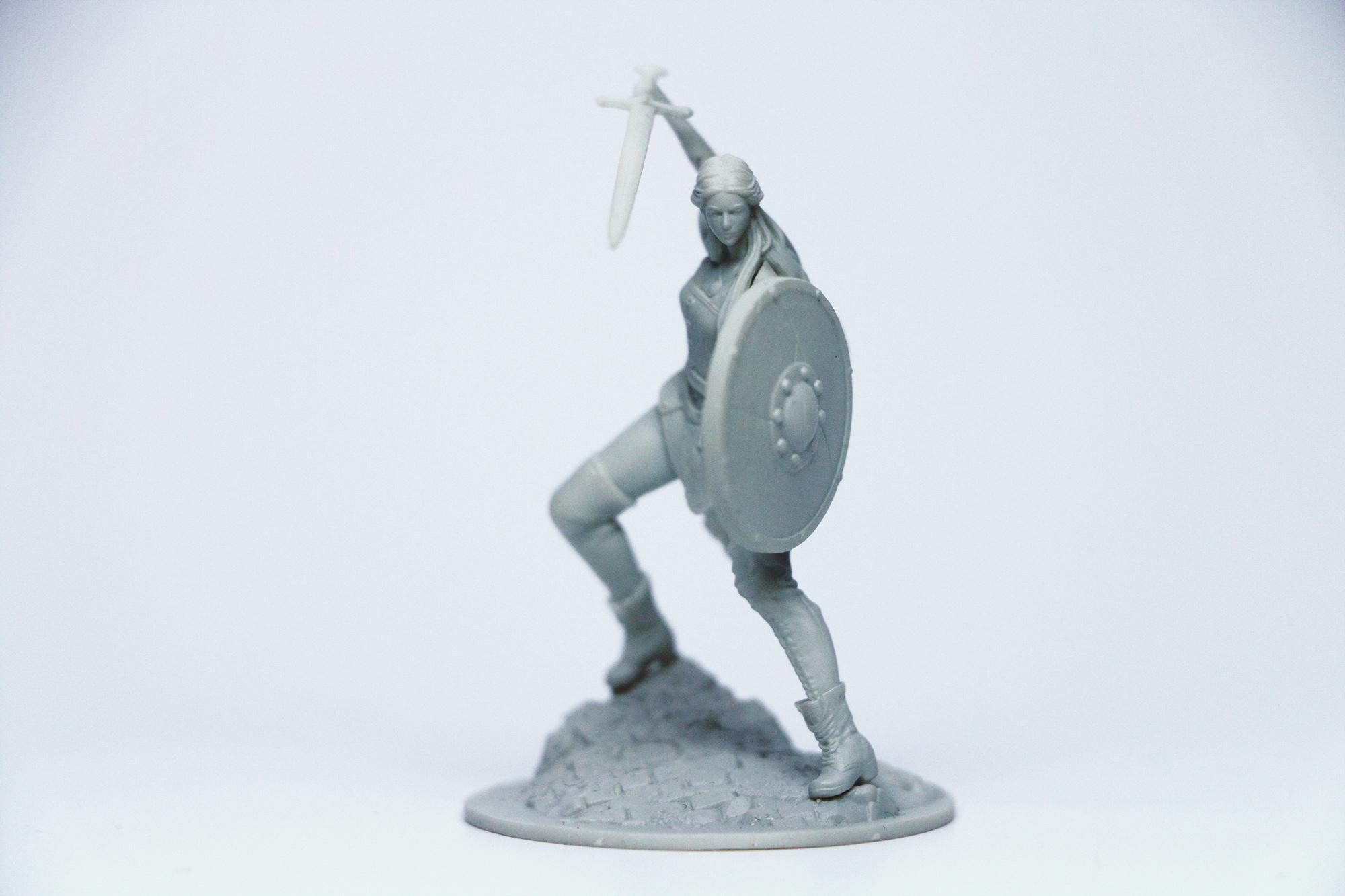 Eve Miniature 55mm by HazardousArts
