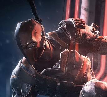 Deathstroke render for Horror Brawl by ask-theangelofsouls