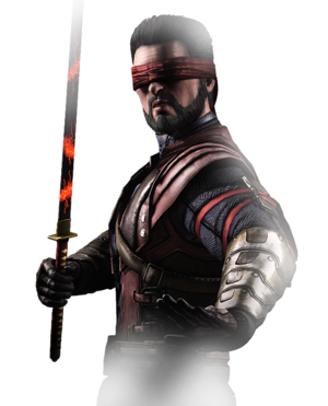 Kenshi Takahashi render for HOrror Brawl by ask-theangelofsouls