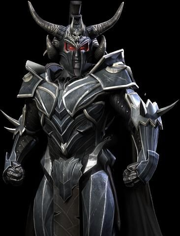 Ares render for Horror Brawl by ask-theangelofsouls