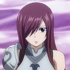 Erza Scarlet render for Horror Brawl by ask-theangelofsouls