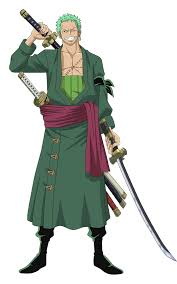 Zoro render for horror brawl by ask-theangelofsouls