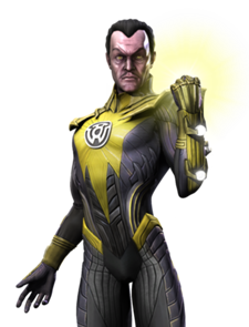 Sinestro by ask-theangelofsouls