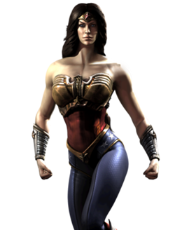 Wonder Woman by ask-theangelofsouls
