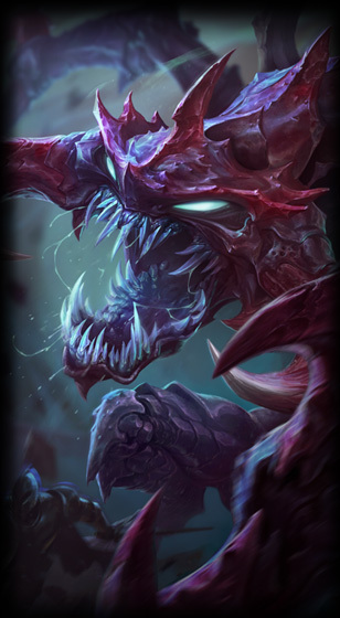 Horror Brawl Request 1299: Cho'Gath by ask-theangelofsouls on DeviantArt