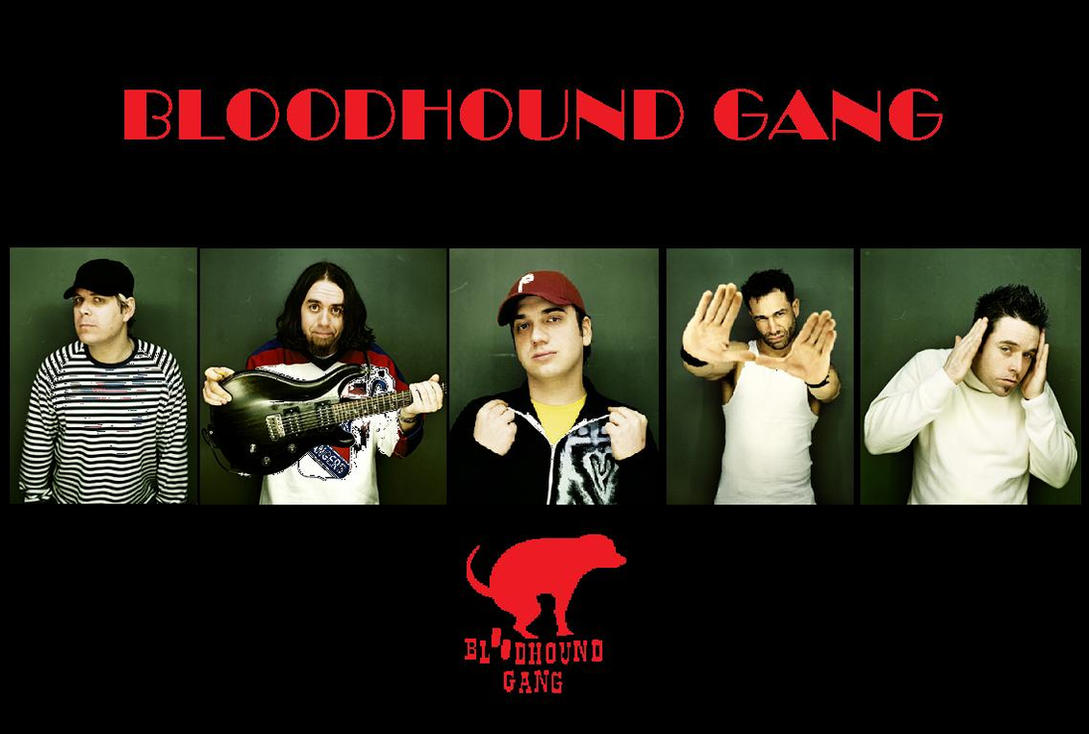 Bloodhound Gang Wallpaper 2 By JaCkY506