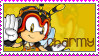 Charmy Bee Stamp by catiexshadow