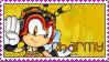 Charmy Bee Stamp by catiexshadow