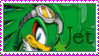 Jet the Hawk Stamp by catiexshadow
