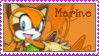 Marine the Raccoon stamp by catiexshadow