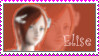 Princess elise the third stamp by catiexshadow