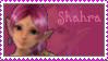 Shahra stamp by catiexshadow