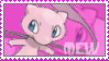 Mew stamp by catiexshadow
