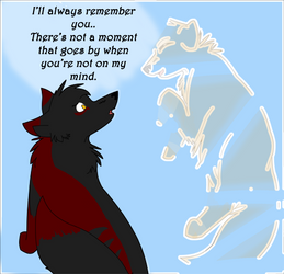 I'll Always Remember You by Shiblings