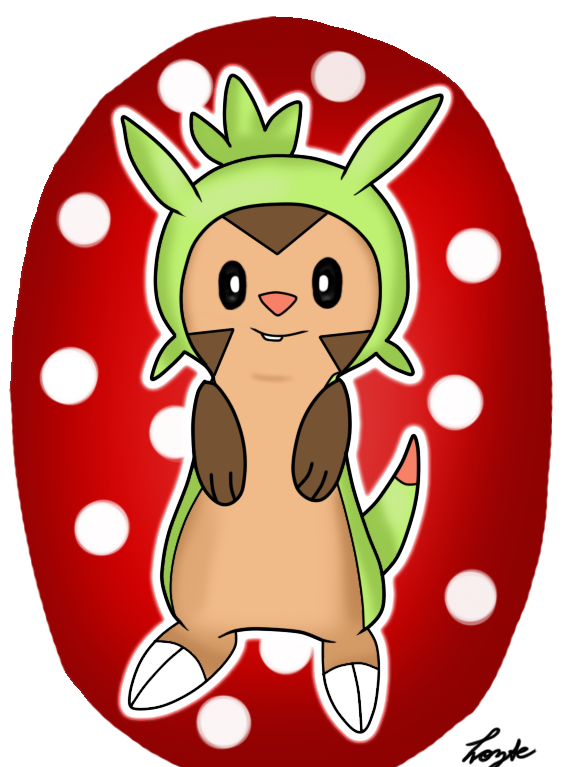 Chespin! by Trozte