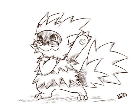 What if - Zigzagoon
